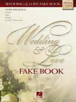 Wedding & Love Fake Book - 4th Edition C Edition Sheet Music