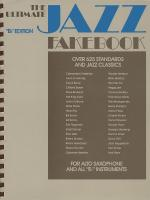 The Ultimate Jazz Fake Book Bb Edition Sheet Music