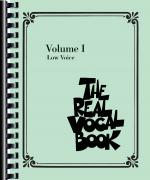 The Real Vocal Book - Volume I Low Voice Edition Sheet Music
