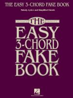 The Easy Folksong Fake Book Over 120 Songs In The Key Of C Sheet Music