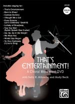 That's Entertainment! A Choral Movement DVD Sheet Music