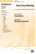 New Every Morning Sheet Music - Choral Octavo Sheet Music