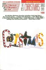The Best Christmas Songs Ever Easy Electronic Keyboard Music Volume 100 Sheet Music