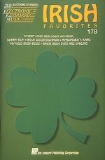 Irish Favorites Easy Electronic Keyboard Music Volume 178 Sheet Music