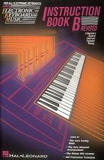 Ekm Instruction Book B Easy Electronic Keyboard Music Sheet Music
