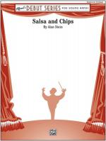 Salsa and Chips - Conductor Score & Parts Sheet Music