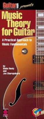 Guitar One Presents Music Theory For Guitar Sheet Music