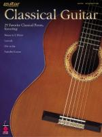 Guitar Presents Classical Guitar Sheet Music