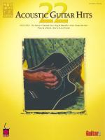 22 Acoustic Guitar Hits Sheet Music