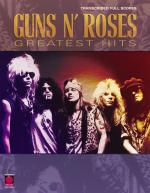 Guns N' Roses Greatest Hits Sheet Music