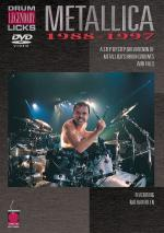 Metallica - Drum Legendary Licks 1988-1997 A Step-By-Step Breakdown Of Metallica's Drum Grooves And  Sheet Music
