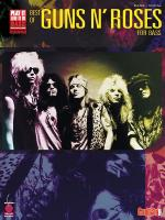 Best Of Guns N' Roses For Bass Sheet Music