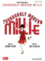 Thoroughly Modern Millie Vocal Selections Sheet Music