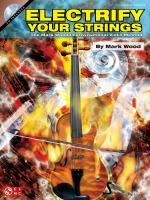 Electrify Your Strings The Mark Wood Improvisational Violin Method Sheet Music