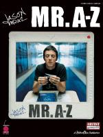 Jason Mraz - Mr. A-Z Sheet Music