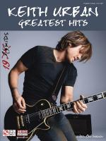 Keith Urban - Greatest Hits 19 Kids Sheet Music