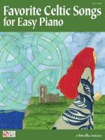 Favorite Celtic Songs For Easy Piano Sheet Music