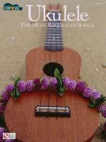 Ukulele - The Most Requested Songs Strum & Sing Series Sheet Music