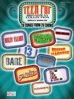 Teen Pop Broadway Collection Sheet Music