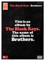 The Black Keys - Brothers Sheet Music