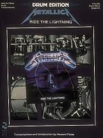 Metallica - Ride The Lightning For Drums Sheet Music