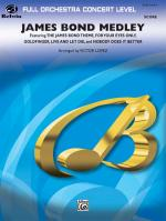 James Bond Medley (Featuring: The James Bond Theme / For Your Eyes Only / Goldfinger / Live and Let  Sheet Music