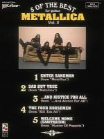 Metallica - 5 Of The Best/Volume 2 Sheet Music