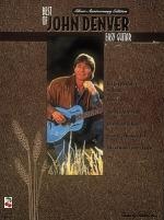 The Best Of John Denver Easy Guitar Sheet Music