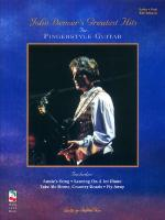 John Denver - Greatest Hits For Fingerstyle Guitar Fingerstyle Guitar Sheet Music
