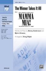The Winner Takes It All (from Mamma Mia!) Sheet Music - Choral Octavo Sheet Music