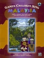 Games Children Sing... Malaysia - Book & CD Sheet Music