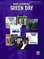 Green Day: Bass Anthology - Book Sheet Music