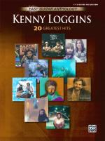 Kenny Loggins: Easy Guitar Anthology (20 Greatest Hits) - Book Sheet Music