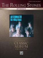 Rolling Stones: Aftermath - Book Sheet Music