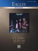 Eagles: Desperado - Book Sheet Music