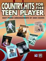 Country Hits for the Teen Player - Book Sheet Music