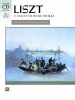 21 Selected Piano Works - Book & CD Sheet Music
