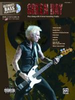 Ultimate Bass Play-Along: Green Day (Play Along with 8 Great-Sounding Tracks) - Book & CD Sheet Music