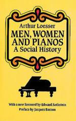 Men, Women And Pianos: A Social History - Book Sheet Music