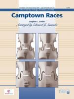Camptown Races - Conductor Score Sheet Music
