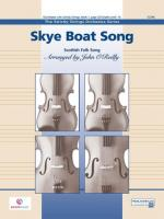 Skye Boat Song - Conductor Score Sheet Music