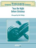 Twas the Night Before Christmas - Conductor Score Sheet Music
