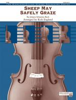 Sheep May Safely Graze - Conductor Score Sheet Music