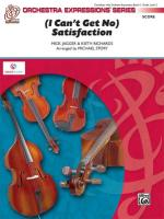 (I Can't Get No) Satisfaction - Conductor Score Sheet Music