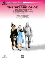 The Wizard of Oz - Conductor Score Sheet Music