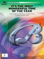It's the Most Wonderful Time of the Year - Conductor Score Sheet Music