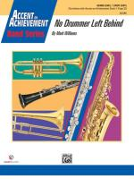 No Drummer Left Behind - Conductor Score Sheet Music