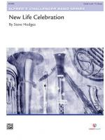New Life Celebration - Conductor Score Sheet Music
