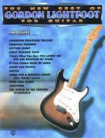 The New Best of Gordon Lightfoot for Guitar - Book Sheet Music
