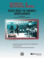 God Rest Ye Merry Gentlemen - Conductor Score Sheet Music